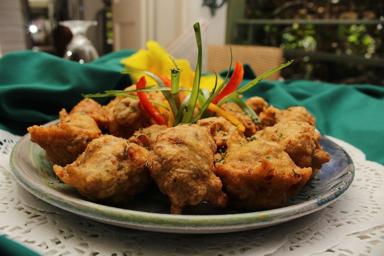 Recette du gâteau de poisson à la fleur de sel « Espelette »