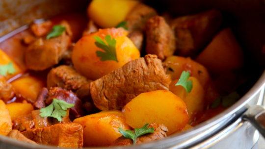 Recette du sauté de dinde à la fleur de sel de Ré et safran (pour 6 personnes)