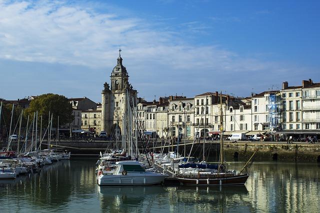 Vieux Port La Rochelle et Port Des Minimes