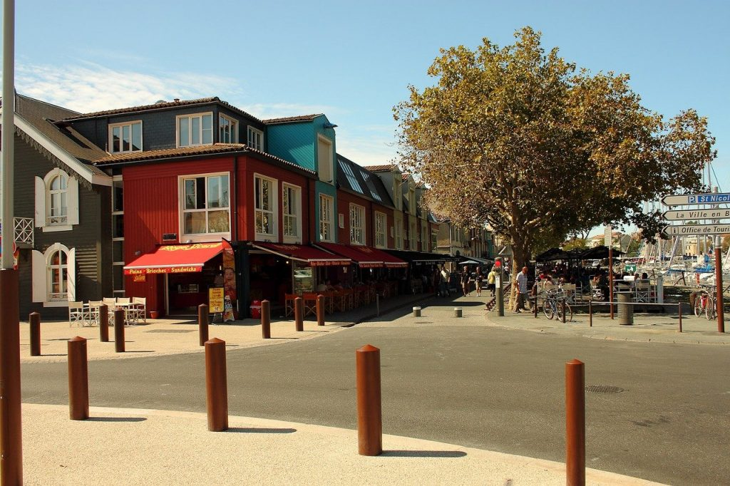 Restaurants La Rochelle
